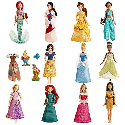 princess classic doll collection gift