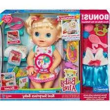 Baby Alive Real Surprises Baby Exclusive Bonus Holiday Outfi