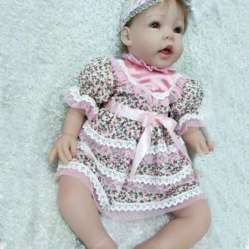 Realistic Dolls Girl Lifelike Silicone