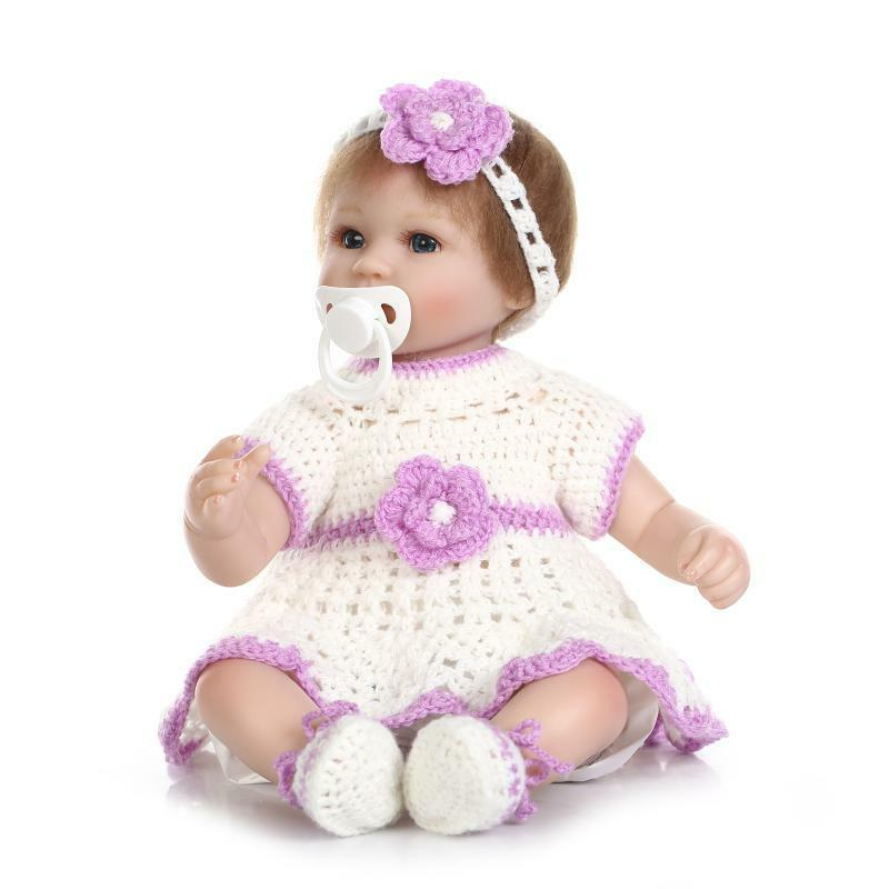 realistic baby dolls silicone reborn babies