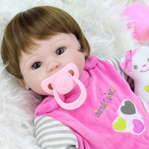 Realistic Doll Newborn Alive Reborn Baby