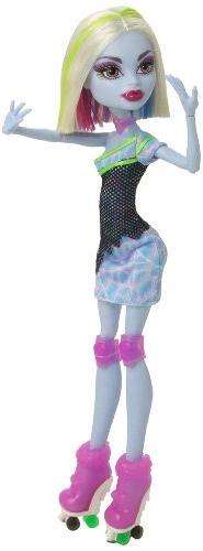 Monster High Roller Maze Abbey Bominable Doll