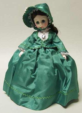 scarlett o hara 1385 green