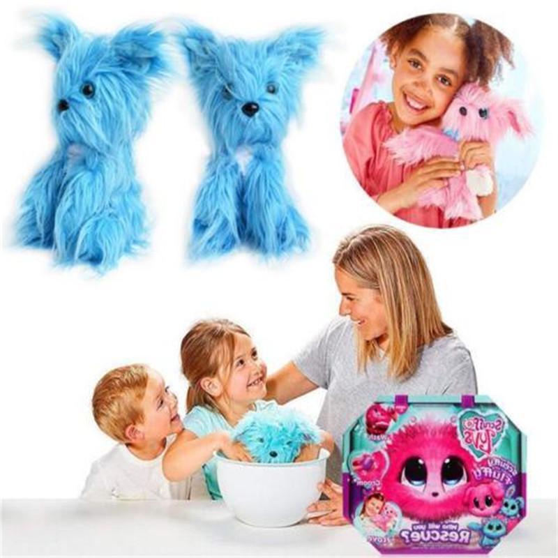 Scruff Luvse Season 1234 Dog <font><b>Doll</b></font> Russian Plush Stuffed Stiche