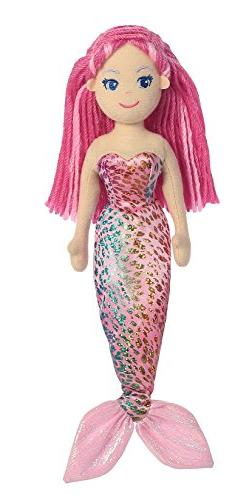 Aurora World Sea Sparkles Maryn Mermaid Plush