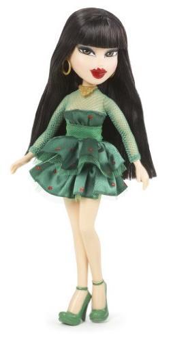 Bratz Seasonal Doll - Holiday Jade