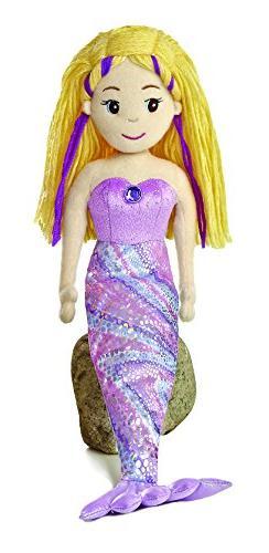 Serena Blonde Mermaid Medium 18 by Aurora