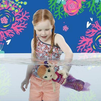 Baby Alive Shimmer Splash Mermaid