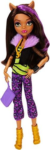 Monster High Signature Look Core Clawdeen Wolf Doll