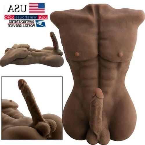 Silicone-Sex-Doll-Female-Masturbators-Big-Penis-Toys-For-Women-Use Lubricants