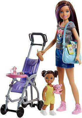 Barbie Skipper Doll and NEW