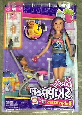Barbie Skipper Doll NEW