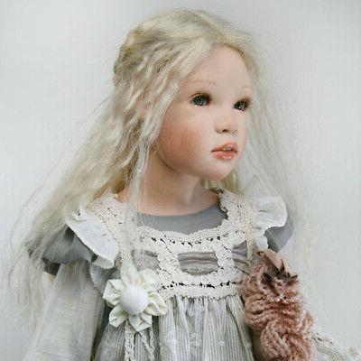 "Stasia, OOAK 32"" Doll the Zawieruszynski Collection"
