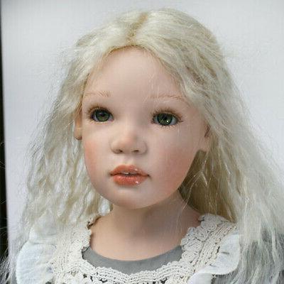 "Stasia, OOAK - 32"" Doll from the 2019 Zawieruszynski Collection"