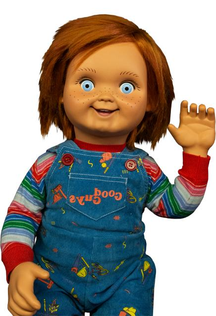 Trick or CHILD'S PLAY 2 - Good Chucky with Box IN