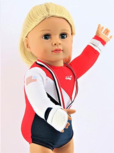 "Super Gymnastic | Fits 18"" American Girl as Alexander, Generation, 