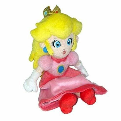 Super Mario Princess Plush Doll Figure Stuffed inch Gift