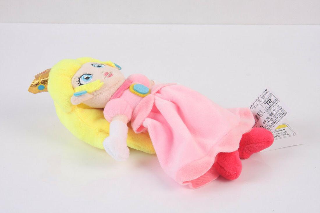 Super Princess Plush Doll Figure