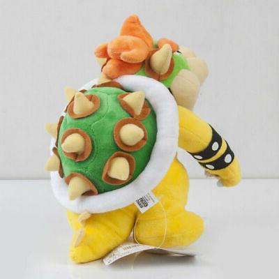 Super Bowser Stuffed Animal Doll inch