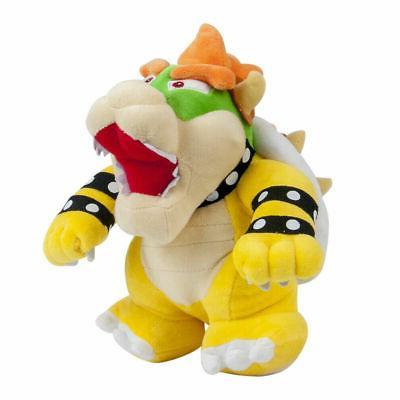 Super Mario Bros Bowser Plush Stuffed Animal inch Gift