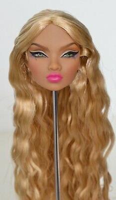 SUPERNOVA Colette Duranger DOLL HEAD ONLY NEW Nu.Face Integr