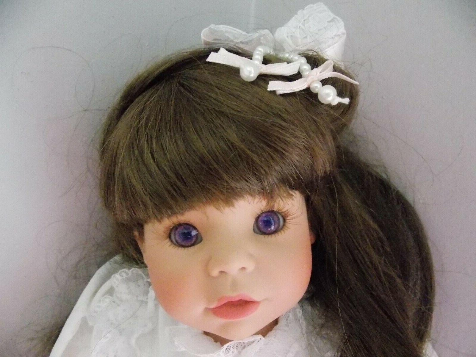 Susan Wakeen Doll soft vinyl EYES