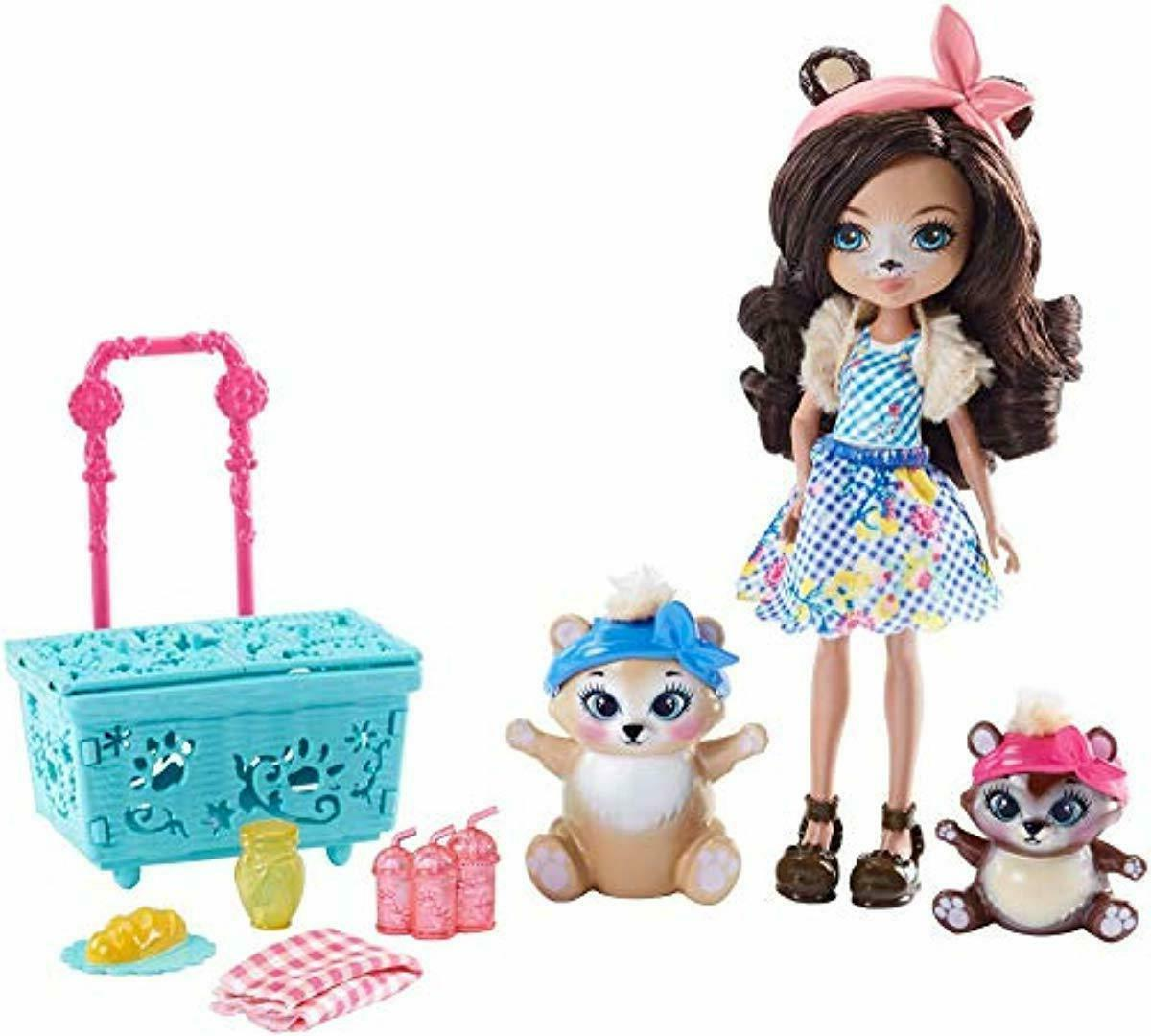 toys for girls kids picnic doll paws