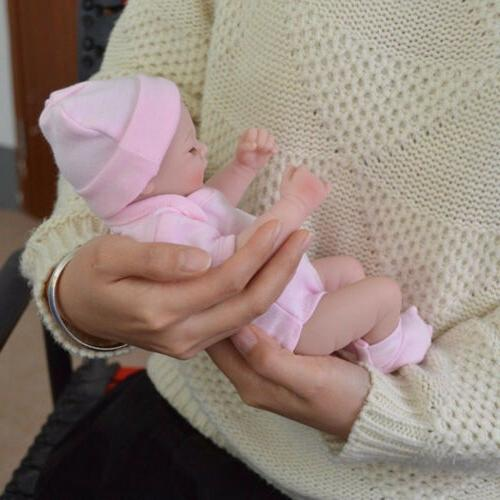 Twins Dolls Body Vinyl Reborn
