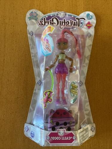 twisty girlz 5 doll and secret pet