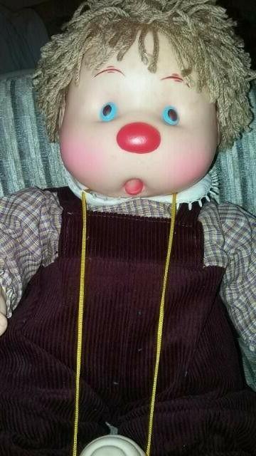 vintage collectible ice cream doll 1980 boy
