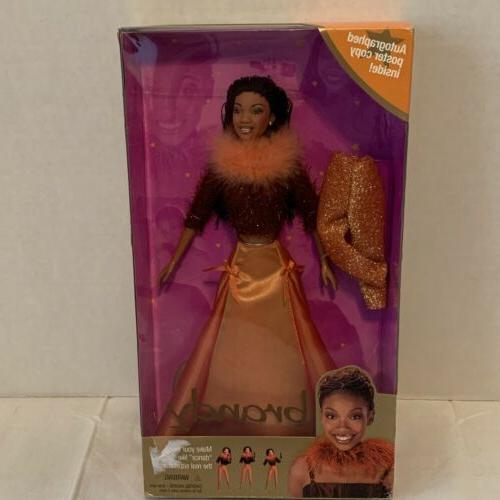 vintage super star brandy doll