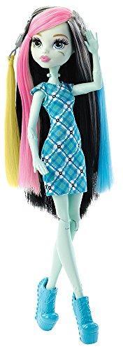 Monster High Voltageous Hair Doll - Frankie Stein
