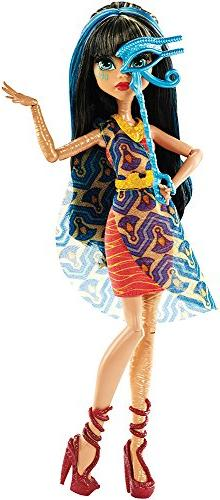 Welcome to Monster High Dance the Fright Away Cleo De Nile N