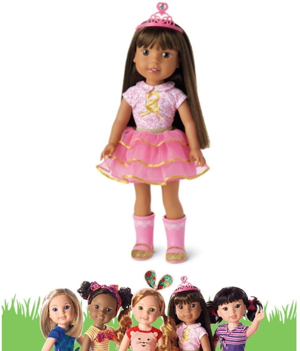 American Girl Ashlyn WISHER BOX
