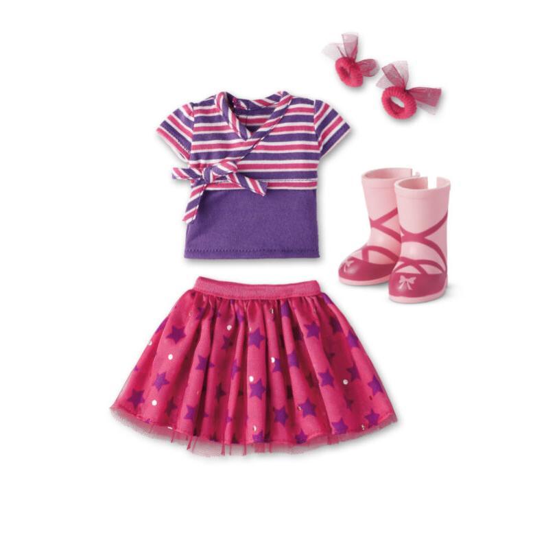 American Girl Emerson Doll 14.5 Wellie Wisher