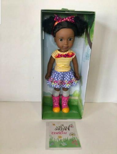 "American Girl WELLIE KENDALL 14.5"" - NRFB"