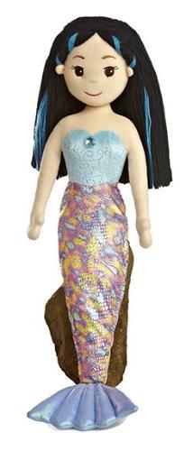"Aurora World Morgana Mermaid 27"" Plush"