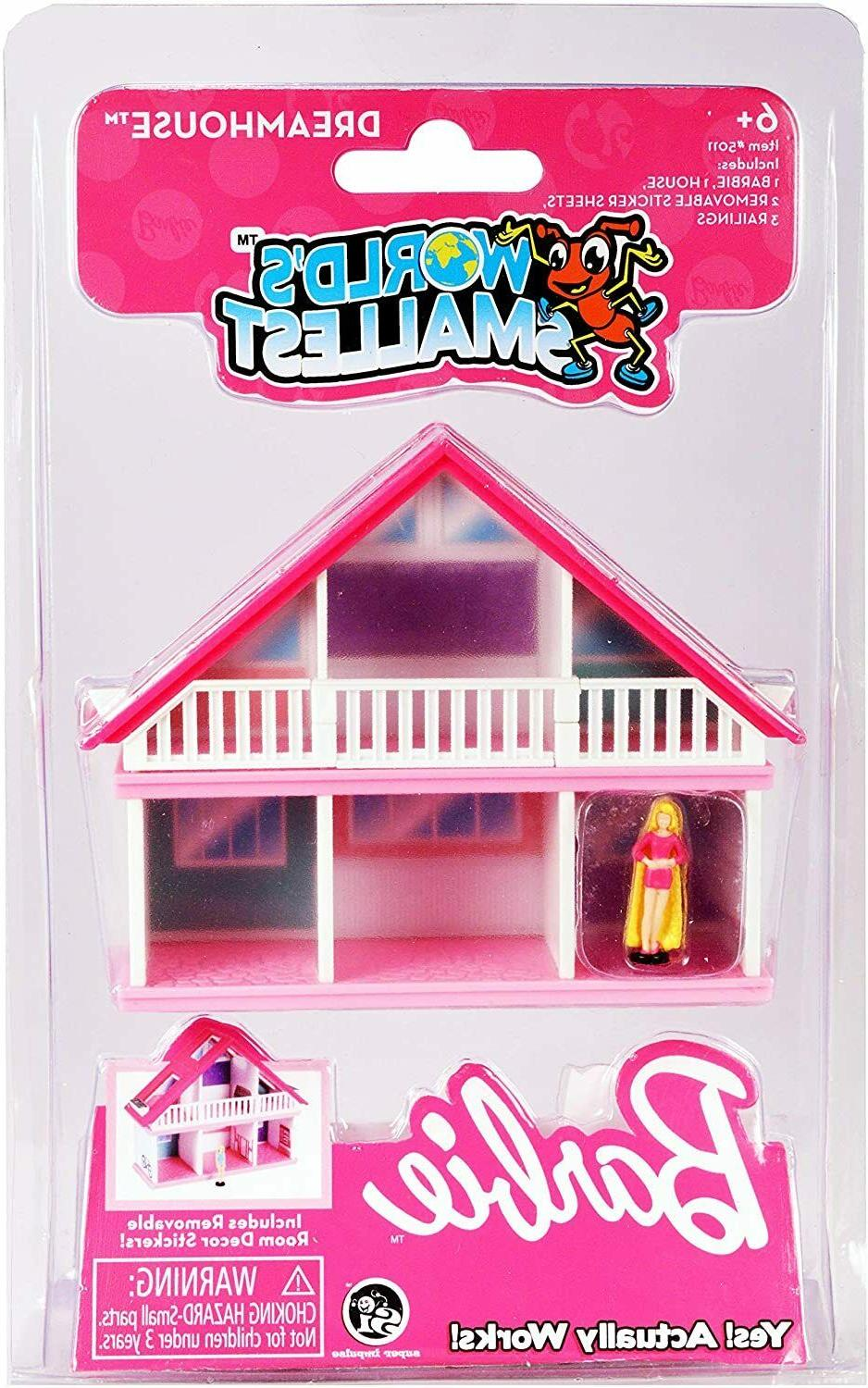 World's BARBIE HOUSE Multi
