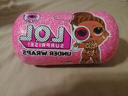 L.O.L. dolls Innovation Under Wraps LOL Doll - Series 4 Wave