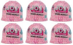 L.O.L. Surprise! Fashion Crush- Series 4 6-Pack
