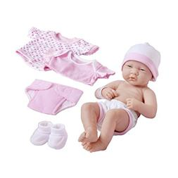 La Newborn Set Doll Expression: B