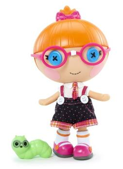 Lalaloopsy Littles Doll- Specs Reads-A-Lot