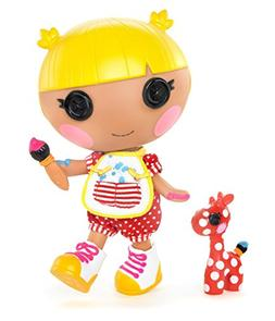 Lalaloopsy Littles Doll - Scribbles Splash and Squiggles Dol