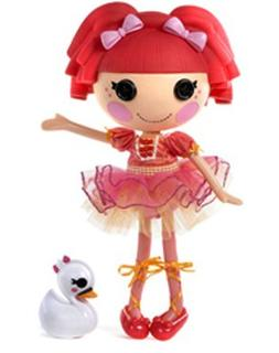 Lalaloopsy 3 Inch Mini Figure with Accessories Tippy Tumblel