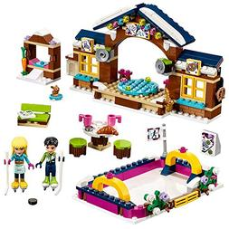 LEGO Friends Snow Resort Ice Rink 41322 Building Kit