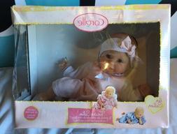 Corolle Les Calins Baby Girl Tendre Calin Doll NIB DAMAGED B