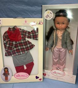 Corolle les Cheries 33cm Doll - Salon Chloe - NEW w/ FREE OU