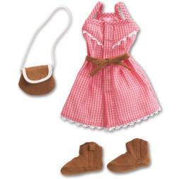 Corolle Les Cheries Sunny Days Dress Set