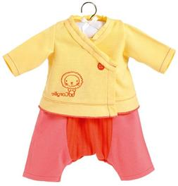 """Corolle 12"""" LES CLASSIQUES SAROUEL PANTS SET for Baby Dolls"""