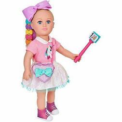 myLife Brand Products My Life As 18-inch JoJo Siwa Doll, Blo